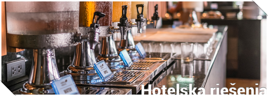 dispensing systems for hotels